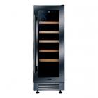 Винный шкаф встраиваемый под столешницу Fabiano FWC 295 8171.405.0876 Black черный