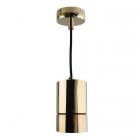 Светильник подвесной Azzardo Raffael GU10 AZ1625 золото