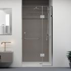 Душевая дверь в нишу Weston Shower Doors W023 хром/прозрачное стекло