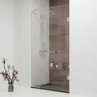 Душевая дверь в нишу Weston Shower Doors W024 хром/прозрачное стекло