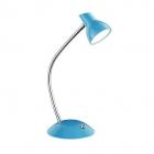 Настольная LED-лампа Trio Kolibri 527810119 голубая