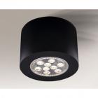 Точечный светильник накладной Shilo Tamba 1139 современный, черный, сталь