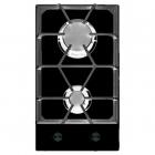 Газовая варочная поверхность Weilor GG 304 BL черное стекло
