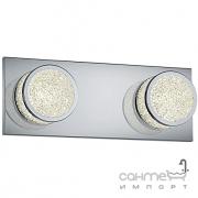 Настенный LED светильник Trio Clinton 275290206 хром/прозрачный акрил