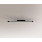 Подсветка Shilo Otaru 1201 современный, черный, оргстекло, металл