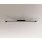 Подсветка Shilo Otaru 1202 современный, черный, оргстекло, металл