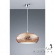Люстра Trio Ottawa 305700109 матовый никель/стекло медь