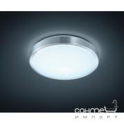 Потолочный LED-светильник с дистанционным управлением Trio Lordanos 620912505 алюминий/белый акрил