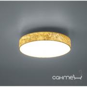 Потолочный LED-светильник Trio Lugano 621912479 белый/ткань золото