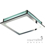 Потолочный LED-светильник Trio Iker 625511006 хром/белое матовое стекло