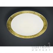Потолочный LED-светильник Trio Vancouver 656813079 золото/белое матовое стекло