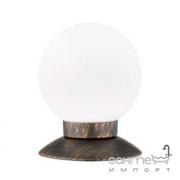Сенсорный LED-ночник Reality Princess R52551928 коричневый металл/белое стекло