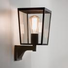 Настенный светильник для улицы Astro Lighting Farringdon 1366001 Черный Текстурированный