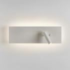 Настенный светильник с подсветкой Astro Lighting Edge Reader LED Single Switch 1352008 Белый