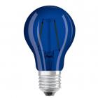 Лампа Эдисона светодиодная Osram LED SCLA15 2,5W 230V E27 в цвете