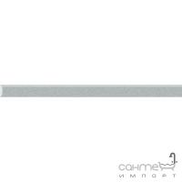 Бордюр Paradyz Kwadro Ceramika Uniwersalna listwa szklana Silver 2,3 x 33,3