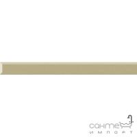 Бордюр Paradyz Kwadro Ceramika Uniwersalna listwa szklana Beige 2,3 x 25