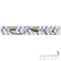 Плитка Paradyz Kwadro Ceramika Tirani Blue Listwa