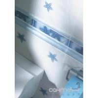 Плитка Paradyz Kwadro Ceramika Stokrotka Blue Cygaro