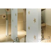 Плитка Paradyz Kwadro Ceramika Stokrotka Giallo Listwa 1,5 x 25