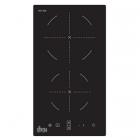 Электрическая варочная поверхность Hi-Lite Syntra SVH 325 BLACK 8121.408.0926 черное стекло