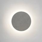 Фасадный светильник подсветка Astro Lighting Eclipse Round 300 LED 1333011 Бетон