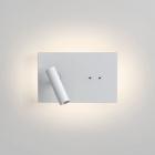 Настенный светильник с подсветкой Astro Lighting Edge Reader Mini LED 1352018 Белый