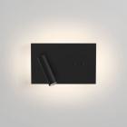 Настенный светильник с подсветкой Astro Lighting Edge Reader Mini LED 1352019 Черный