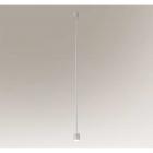 Люстра подвесная Shilo Sakata 7833 современный, белый, металл