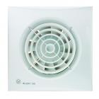Осевой вентилятор с обратным клапаном Soler&Palau Silent-100 CZ 230V 5210400700 белый