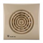 Осевой вентилятор с обратным клапаном Soler&Palau Silent-100 CZ 230V 5210624900 слоновая кость