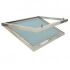 Потолочный ревизионный люк под покраску VHID Block Horizontal 300 мм