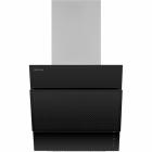 Наклонная кухонная вытяжка Gunter&Hauer Leona 6 Q черное стекло