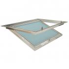 Усиленный потолочный люк в гипсокартон под покраску VHID Wing Horizontal 500 мм