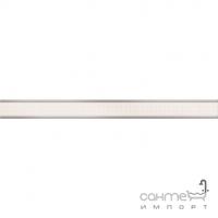 Фриз 300х30 Golden Tile Карара (белый, под мрамор) Е50321
