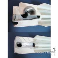 Радиатор алюминиевый KFA Armatura G500F (10 секций)