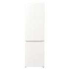 Отдельностоящий двухкамерный холодильник с нижней морозильной камерой Gorenje RK 6201 EW 4 белый