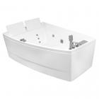 Гидро-аэромассажная ванна Volle 12-88-100 L левосторонняя