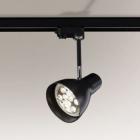 Трековый светильник Shilo Mima 6628 современный, черный, металл