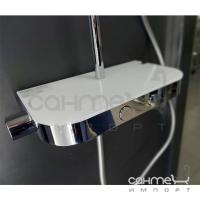 Душевая система наружного монтажа с термостатическим смесителем Imprese Centrum W Т-15520 хром