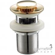Донный клапан Imprese Cuthna PP280 zlato