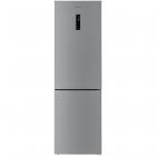 Отдельностоящий двухкамерный холодильник Gunter&Hauer FN 342 IDX нержавеющая сталь
