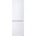 Отдельностоящий двухкамерный холодильник с нижней морозильной камерой Gunter&Hauer FN 285 белый