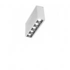 Светильник точечный встраиваемый модуль Ideal Lux Lika 248530 белый, алюминий
