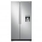 Холодильник Side-By-Side Samsung RS52N3203SA/UA серебристый