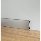 Плинтус прямоугольный Profilpas 78378 (высота 40 мм), серебро