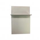 Плинтус скрытого монтажа WT-profil 70024 (высота 53 мм), анодированное серебро