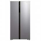 Холодильник Side-by-Side Kuppersbusch FKG9600.0E нержавеющая сталь