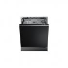 Встраиваемая посудомоечная машина Kuppersbusch GX6500.0V на 15 комплектов посуды, черный