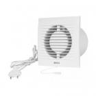 Накладной вентилятор Europlast EE125WP белый с веревочным выключателем